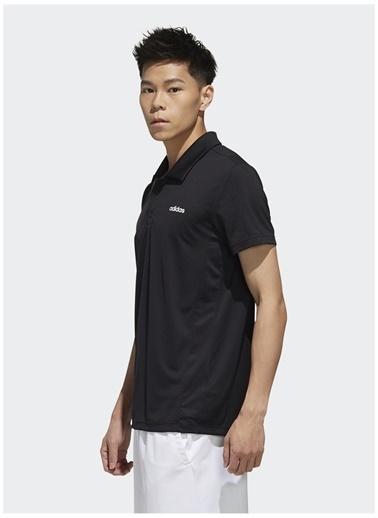 adidas adidas FL0330 Designed 2 Move Siyah Erkek Polo T-Shirt Siyah